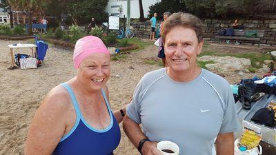 Pauline and Ian