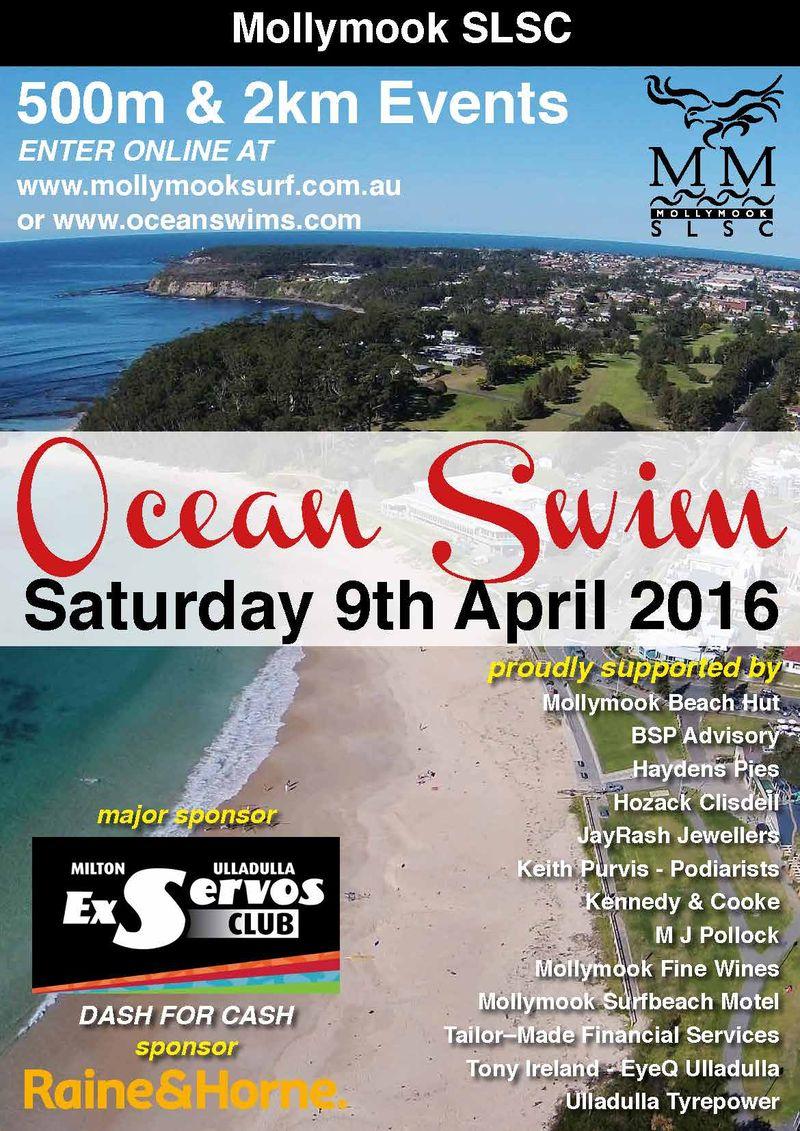 Ocean swim 2