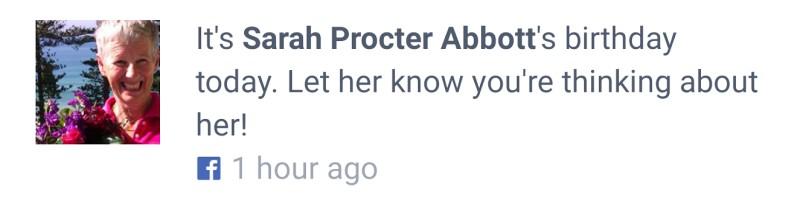 Sarah FB2