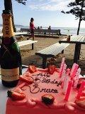 Bruce cake
