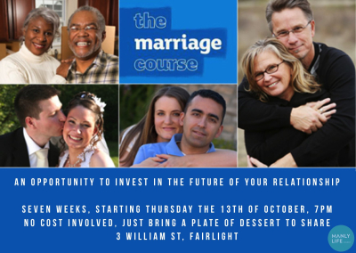 The Marriage Course 2016