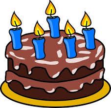 Tim bday cake