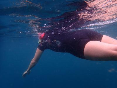Nana swim