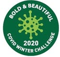 B&B 2020 Winter badge