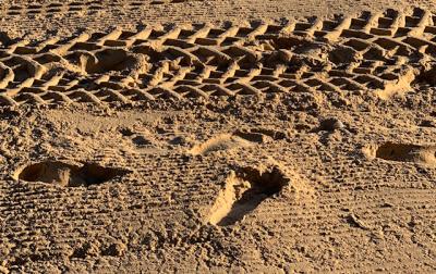 Random footprint