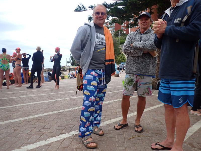Impressive pyjamas
