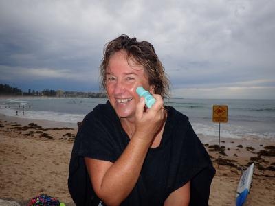 Helen sunscreen