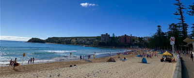 Manly Panorama