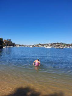 Katrina Bedlam Beach with Inez
