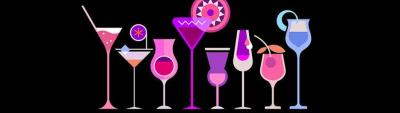 Cocktail banner