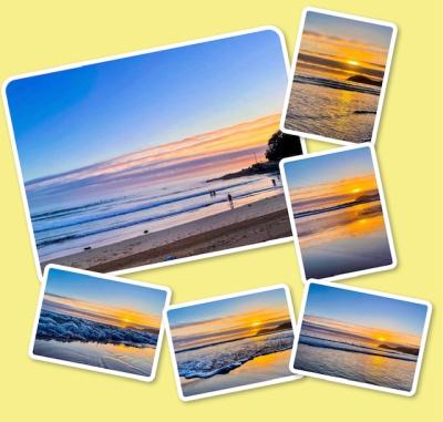 Sunrises edited